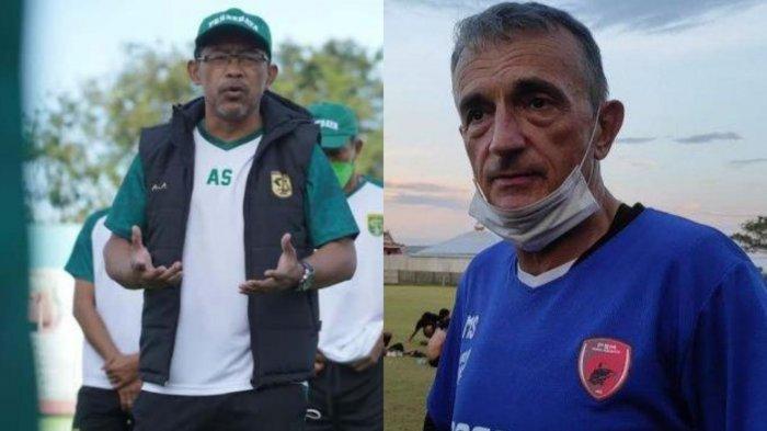 PSM vs Persebaya Surabaya di Pekan Ketiga Liga 1 2021: Dua Pelatih Saling Bongkar Kekuatan