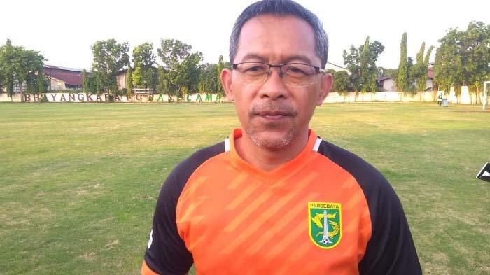 Aji Santoso Janjikan Kejutan Pemain Baru saat Latihan Persebaya Surabaya di Yogyakarta