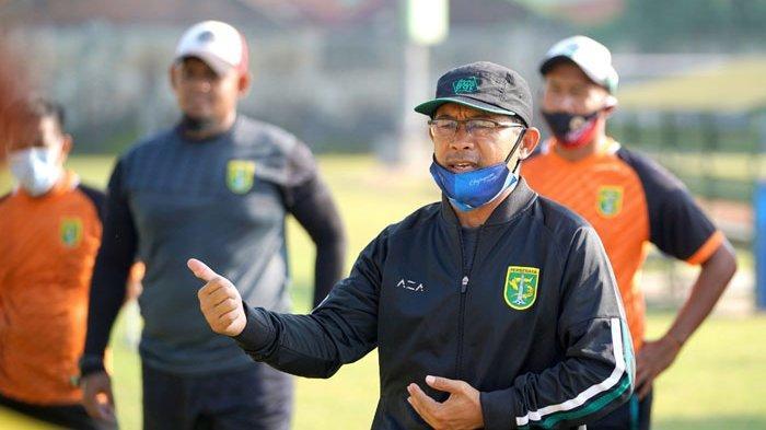 Pelatih Persebaya Surabaya, Aji Santoso sudah tahu cara redam Juku Eja