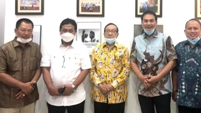Jelang Mubes Kosgoro 1957 di Cirebon, Akbar: Pengalaman Azis Syamsuddin Bisa untuk Kemenangan Golkar