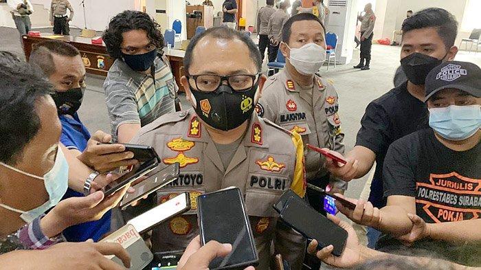 Polisi di Surabaya Masih Pelototi Tempat Hiburan Yang Nekat Buka Sebelum Perwali Baru Dikeluarkan