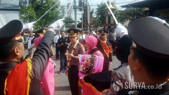 Alumni Penyidik KPK AKBP Harun Jadi Kapolres Lamongan, AKBP Feby DP Hutagalung Titip Pesan Begini
