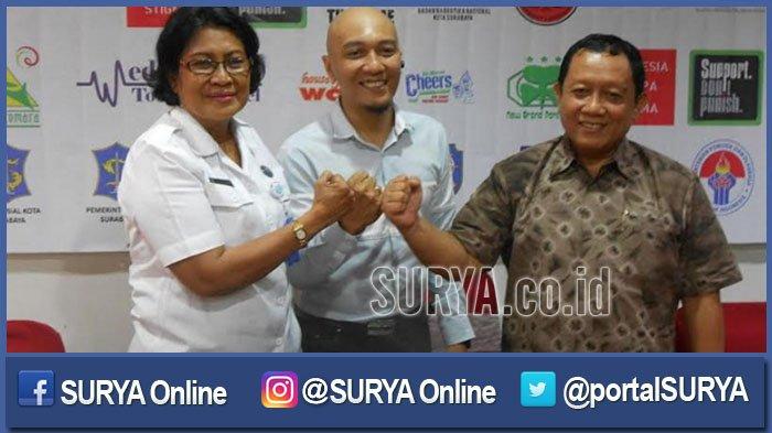 Mantan Pecandu Narkoba dari 13 Provinsi Ramaikan Turnamen 'Street Soccer' di Surabaya