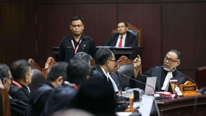5 Fakta Sidang Kelima Sengketa Pilpres 2019, Janji Ketua MK hingga Sikap Kubu 01 di Mata BPN