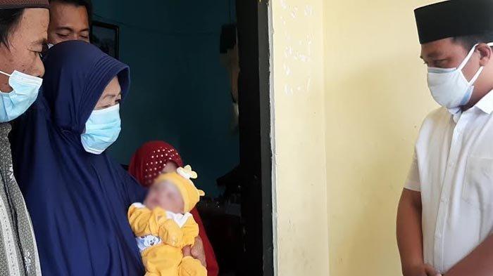 Bikin Trenyuh, Akibat Pandemi Covid-19, Bayi di Gresik Terlahir Tanpa Orang Tua