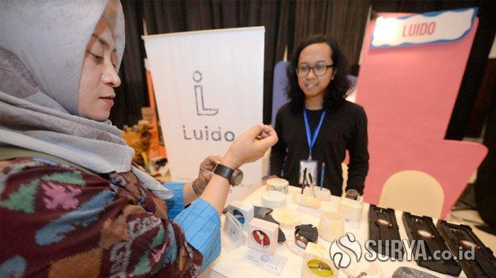 Mengurangi Lumpur Lapindo, Alumnus ITS Membuat Beragam Produk Kreatif