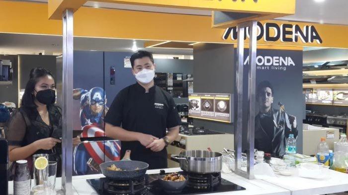 Cooking Demo Modena Hadirkan Finalis Master Chef Season 6