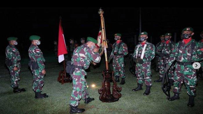Aksi KKB Papua Semakin Merajalela, TNI Kirim Pasukan Berlambang Garuda Merah, ini Sosok Mereka