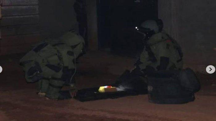 Aksi Menegangkan Prajurit TNI Amankan Malam Natal di Afrika Tengah, Pemberontak Meneror Pakai Granat