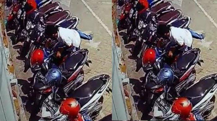 Empat Kasus Pencurian Sepeda Motor di Kabupaten Gresik, Ada yang Terekam CCTV