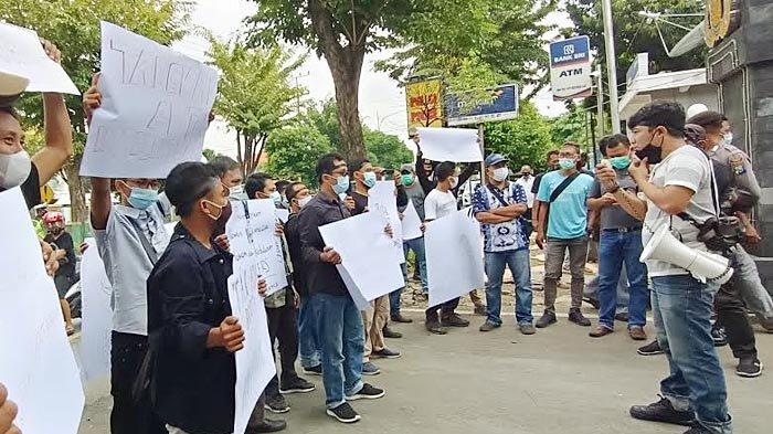 Wartawan Tuban Kecam Kekerasan yang Menimpa Jurnalis Tempo, Desak Kapolda Jatim Usut Pelaku