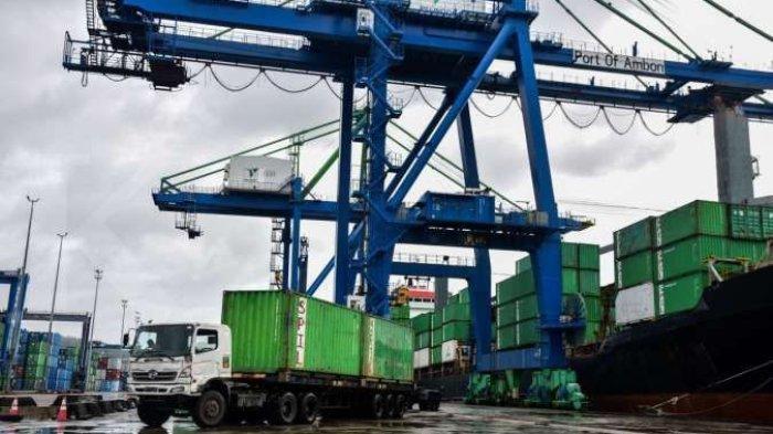 Mendag Lutfi Datangkan Ribuan Kontainer  Guna Perlancar Ekspor yang Tertunda