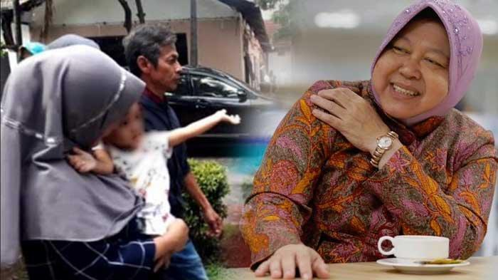 Bebas, Zikria Dzatil 'Ngebet' Ingin Bertemu Risma. Begini Reaksi Pemkot Surabaya