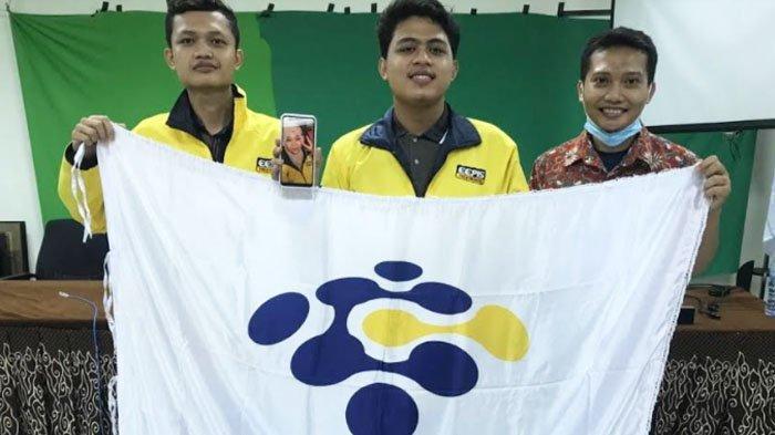 Tiga Mahasiawa PENS Surabaya Ciptakan Alat Pengaman yang Mampu Jebak Maling Motor