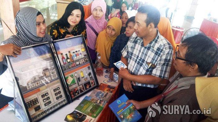 Dukung Surabaya Jadi Kota Bersih Narkoba, BNNK Ajak Ratusan Warga Paham Jenis Narkoba
