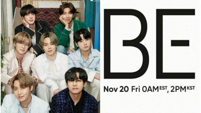 Harga dan Cara Beli Album BTS BE Deluxe Edition di Weverse Shop, Pre Order Mulai 28 September 2020