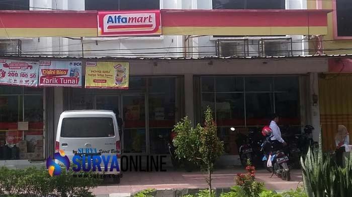 Toko Alfamart di Situbondo Dibobol Pencuri, Pelaku Jebol Atap dan Jarah Ini