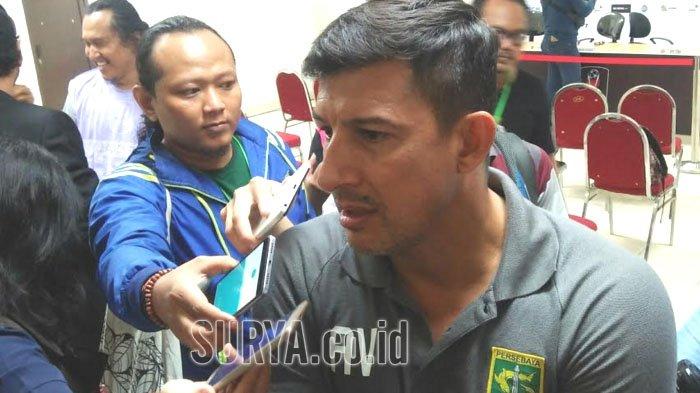 Pelatih Persebaya Bakal Datangkan Pemain Asal Argentina Dan Striker Asal Brasil