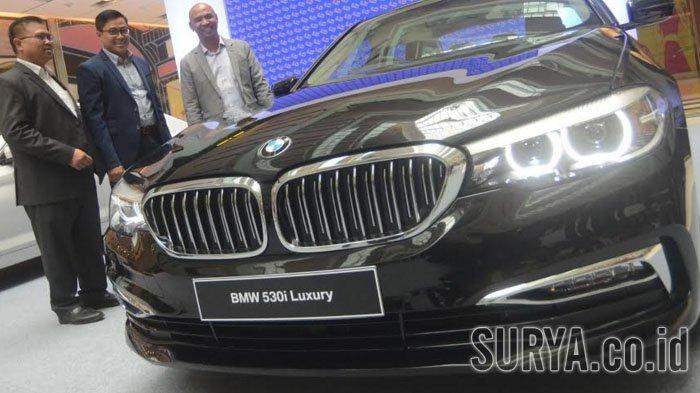 Pimpin Pasar Sedan dan SUV, BMW Luncurkan Seri Baru, ini Fitur-fitur Menariknya