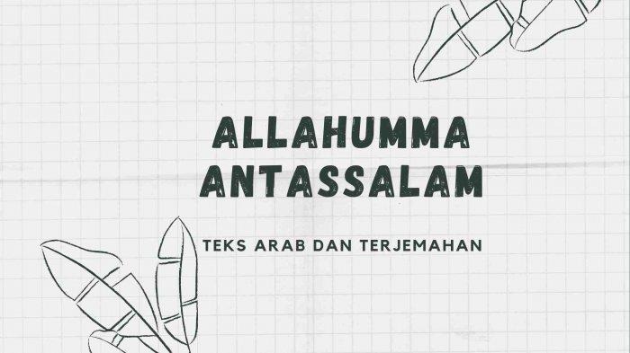 Lirik Antassalam Cover Alma feat Nissa Sabyan, Viral di TikTok Bahasa Arab dan Latino
