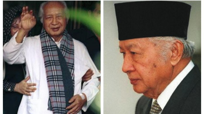 Blusukan Rahasia Presiden Soeharto - Bawa Sambal Teri & Kering Tempe, Try Sutrisno Dimarahi Pejabat