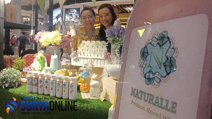 Terbiasa Gaya Hidup Sehat, 2 Bersaudara Surabaya Ini Bikin Produk Roasted Almond Milk