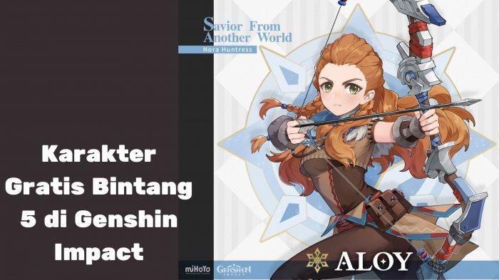 Aloy Genshin Impact