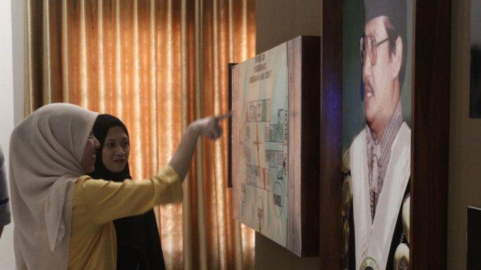 Alternatif Liburan, Sejumlah Mahasiswa Universitas Malang Datangi Museum Sekitar