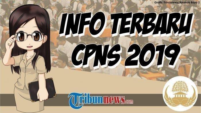 Hari Ini Tes CPNS 2019 Dibuka, Pemprov Jatim Sediakan 1817 Formasi, Berikut Syarat-syaratnya