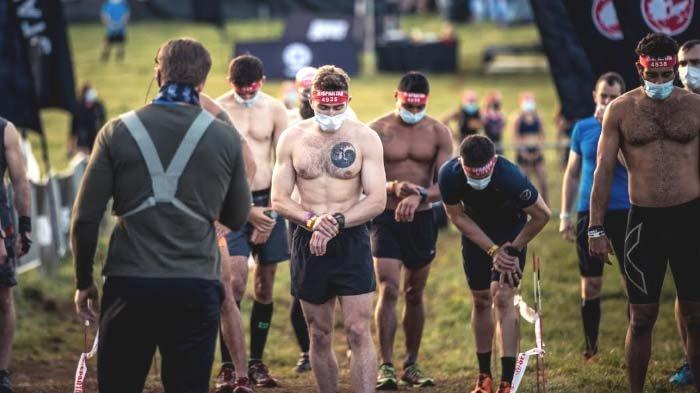 Amazfit T-Rex Pro Menjadi Official Partner Spartan Race di AS dan Eropa