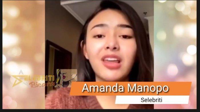 Jawaban Telak Amanda Manopo ke Orang-orang yang Sirik pada Kesuksesannya, Banjir Pujian
