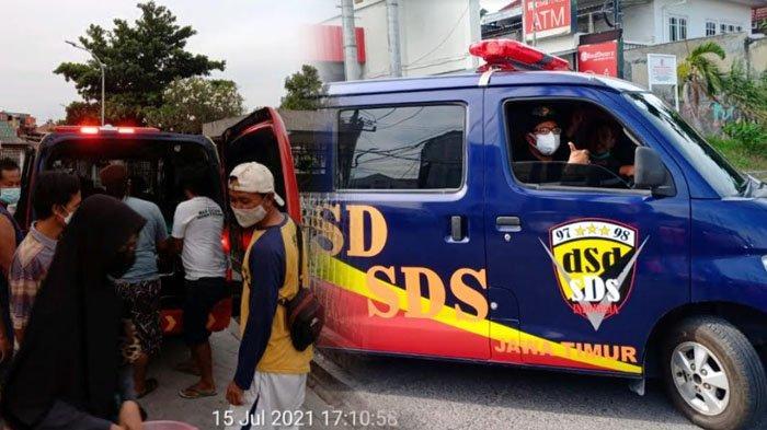 Sosok Aiptu Adek Polisi Surabaya yang Ubah Grand Max Jadi Ambulans Gratis, Ini Nomor Hotline-nya