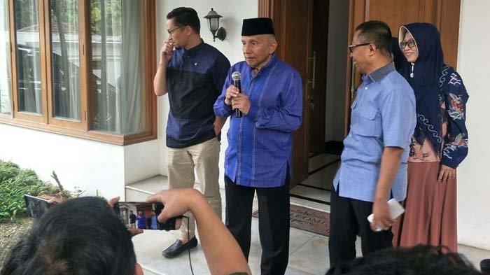 Amien Rais Ingatkan Partai Pengusung Prabowo-Sandi Tak Berebut Kursi Menteri: 5 Tahun Kita Awasi