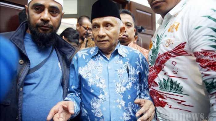 Amien Rais Mangkir, Giliran Ustadz Sambo Dipanggil Penyidik sebagai Saksi Kasus Makar