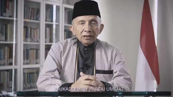 Tokoh KAMI Beri Syarat Gabung ke Partai Ummat Bentukan Amien Rais, Eks Panglima TNI Disebut Masuk