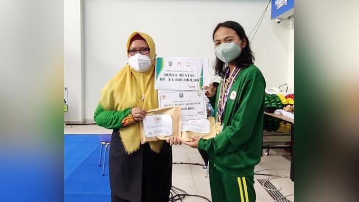 Bikin Bangga, 37 Atlet asal Gresik Sumbang Medali untuk Jawa Timur di PON XX Papua 2021