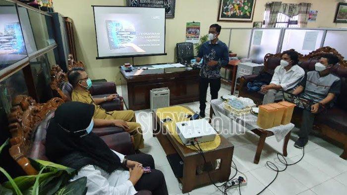 Anggota DPRD Kabupaten Pasuruan : Manfaatkan Teknologi untuk Bikin Perpustakaan Digital