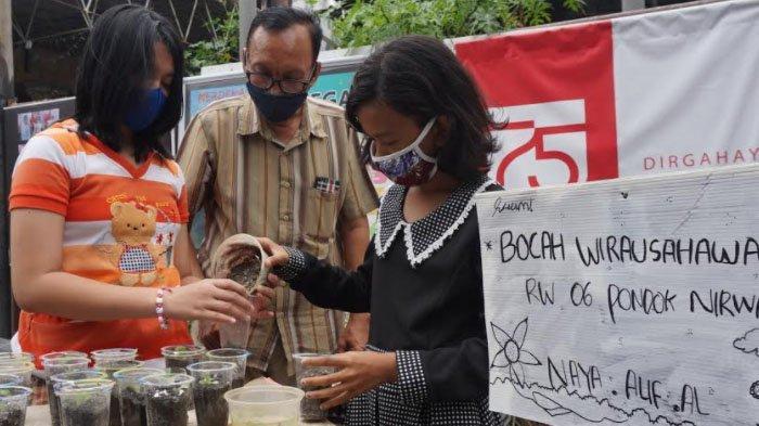 Tujuan Warga Pondok Nirwana Surabaya Edukasi Anak-anak TanamCocor Bebek
