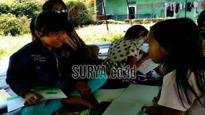 Dapat Bantuan Paket Siswa, Anak-anak Korban Gempa Bumi di Malang Segera Bersekolah