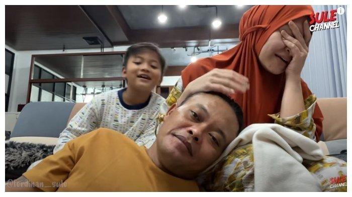 Ilustrasi - Ferdi Anak Bungsu Sule Semakin Manja ke Nathalie Holscher, Tak Mau Tidur Tanpa Dipeluk, Sule Protes