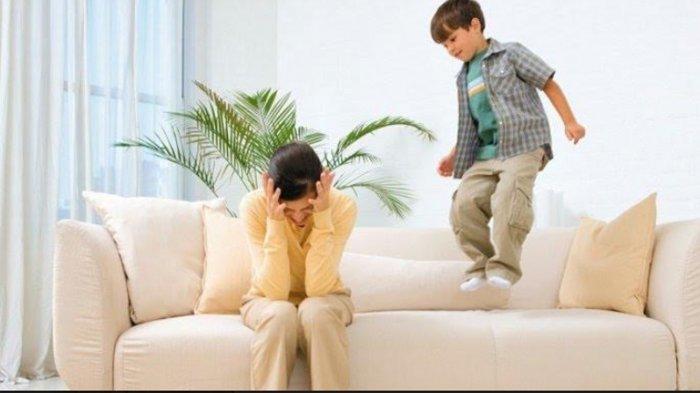 Anak Hiperaktif/ADHD Bukan Anak Nakal, Ketahui Penyebab Sebenarnya