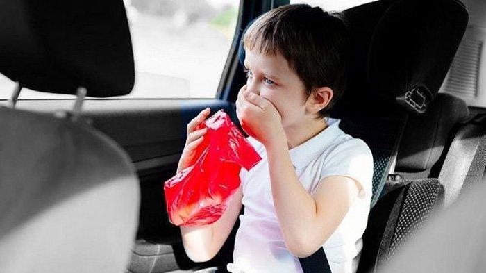 Apa yang Harus Dilakukan Bila Anak Mengalami Mabuk Perjalanan Saat Mudik Lebaran?