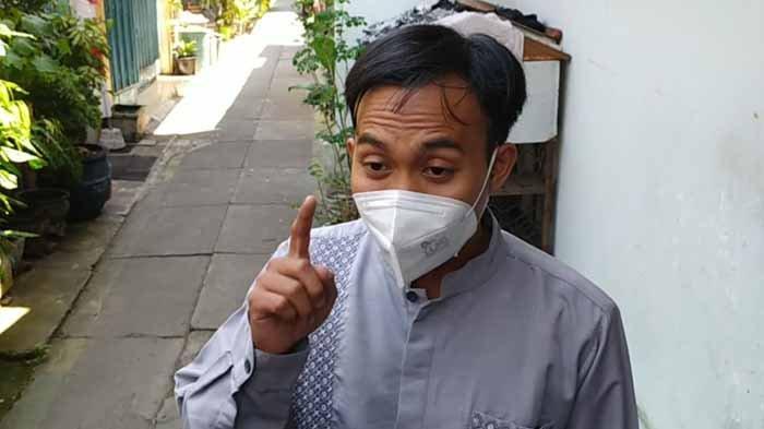 Terduga Teroris di Surabaya Ditangkap Saat Gendong Bayi Usia 1 Tahun Ketika Jalan-jalan Pagi