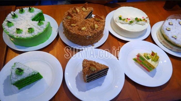 Pilihan Hampers Kue Unik Domicile Kitchen & Lounge, Ada Rasa Es Teler dan Putu Ayu