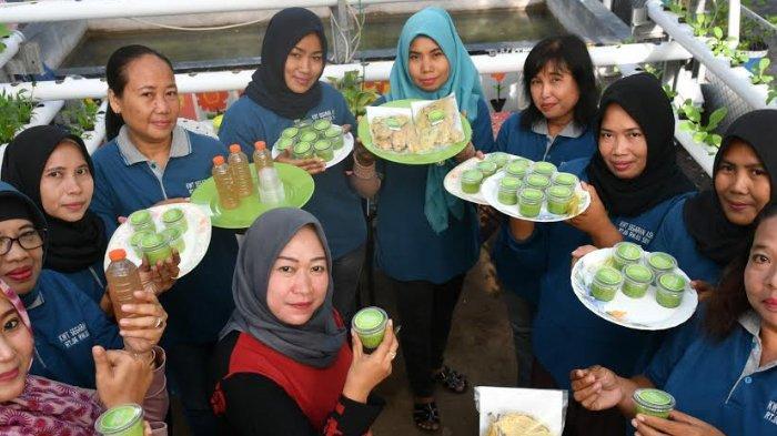 Mengintip Produk Kuliner Hasil Panen KRPL KWT di RT 6 RW 3 Tambak SegaranTambakrejo