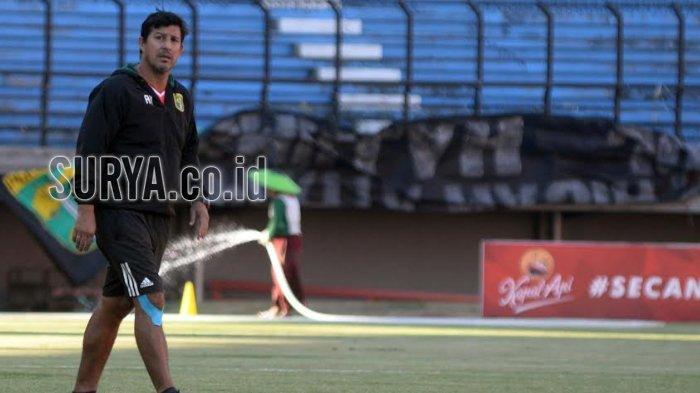 Bos Persiba Balikapan Bicara Blak-blakan Alfredo Vera yang Akan Jadi Pelatih Arema FC