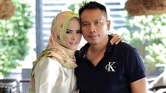 Angel Lelga Dikabarkan Hamil, Vicky Sebut Soal 'Perluasan Rahim', Maksudnya Apa?