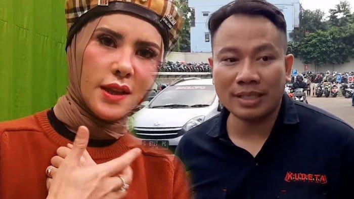 Angel Lelga Muntah Darah & Benda-Benda Janggal, Vicky Prasetyo Sebut Mantan Istri Berfantasi