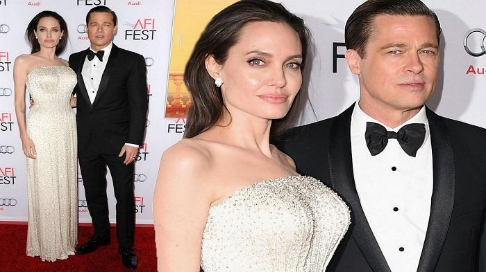 Setelah 12 Tahun Bersama, Angelina Jolie Minta Cerai Dari Brad Pitt