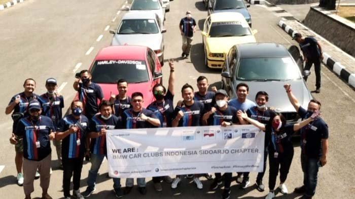 BMW Car Clubs Indonesia (BMWCCI) Edukasi Anggota Tips Berkendara yang Benar, Teori langsung Praktik